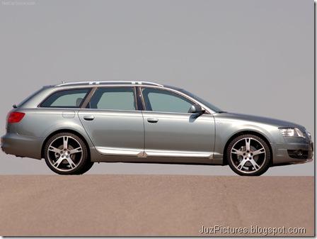 2006 ABT Audi Allroad Quattro - Front 2