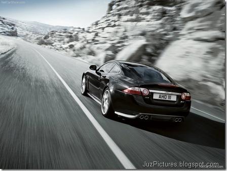 Jaguar XKR-S - Front