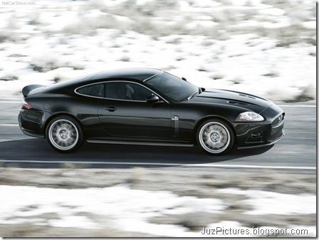 Jaguar XKR-S - Front5