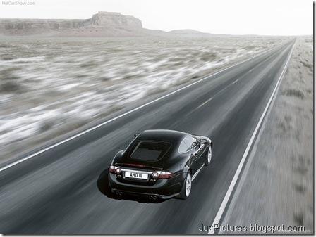 Jaguar XKR-S - Front7