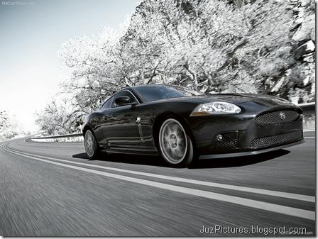 Jaguar-XKR -S Front
