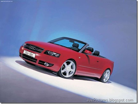 ABT Audi AS4 Cabriolet
