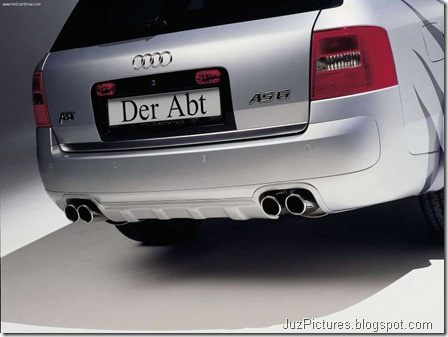 ABT Audi allroad quattro8