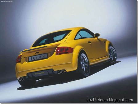 ABT Audi TT-Limited Wide Body3