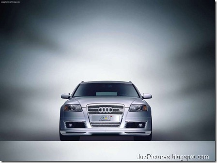2005 ABT Audi AS6 Avant - Front,