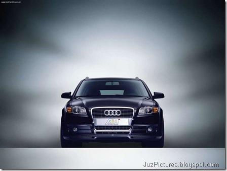 2005 ABT Audi AS4 Avant - Front