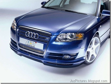 2005 ABT Audi AS4 - Front Angle3