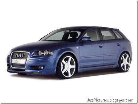 2004 ABT Audi AS3 Sportback