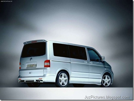2003 ABT VW Sporting Van T5  3