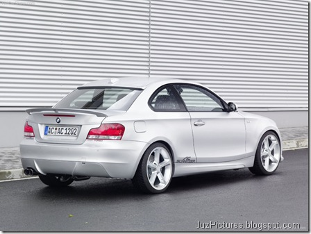 AC Schnitzer ACS1 BMW 1-Series Coupe 4