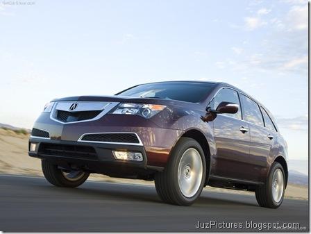 Acura MDX10