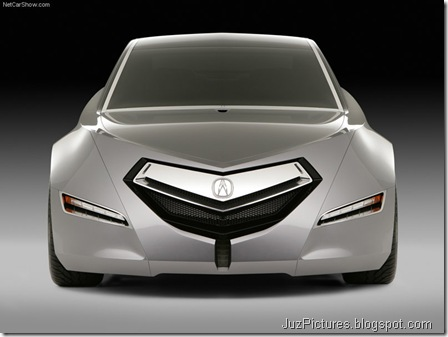 Acura Advanced Sedan Concept 4