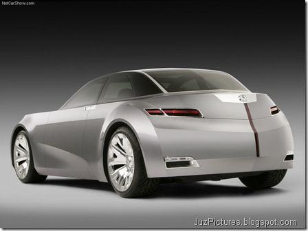 Acura Advanced Sedan Concept 3