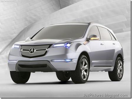 Acura MD-X Concept2