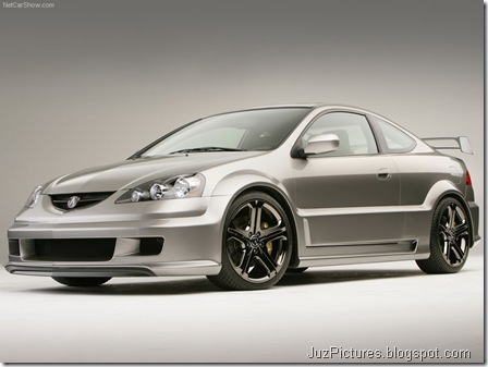 Acura RSX A-Spec Concept 1