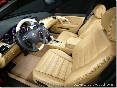 Acura RL ASPEC Concept 5