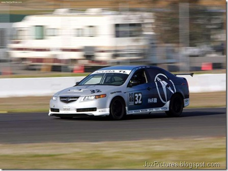 Acura TL 25 Hours of Thunderhill14
