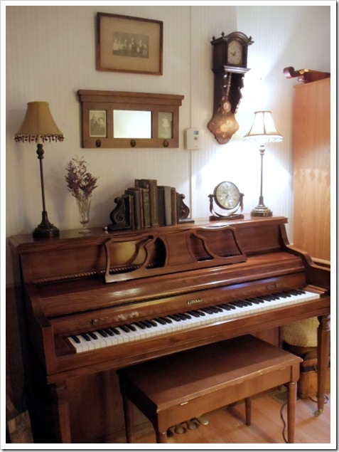 Piano Wall Art