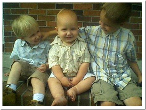 Matthew's boys