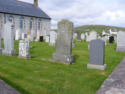 WALLS graveyard