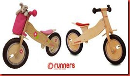 runners bike