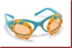 Finney Fish Flip-Up Sunglasses
