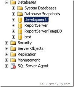 Rename Database