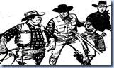 Three Cowboys