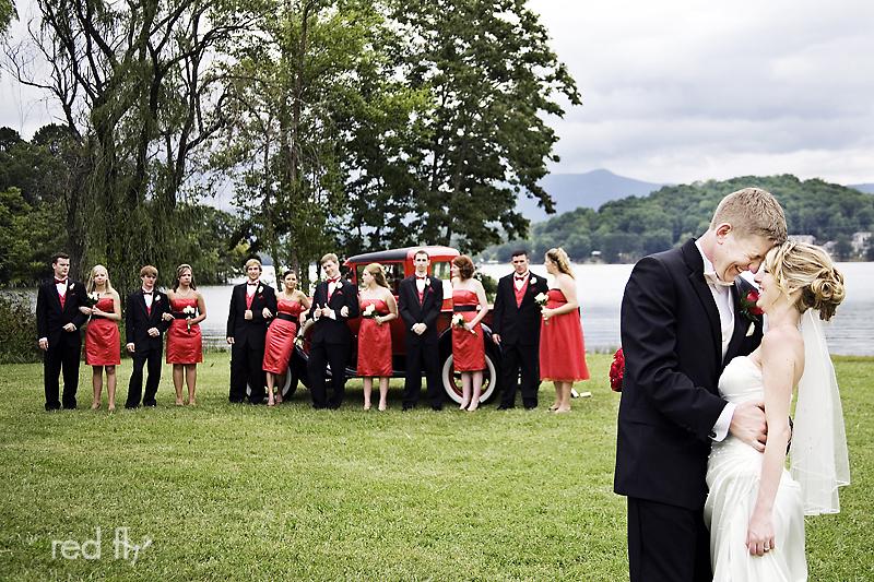 Hiawassee ga wedding