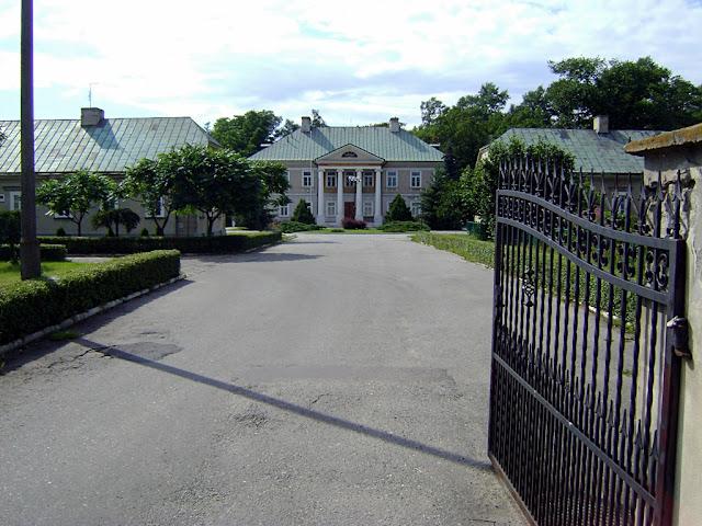 gostków pałac