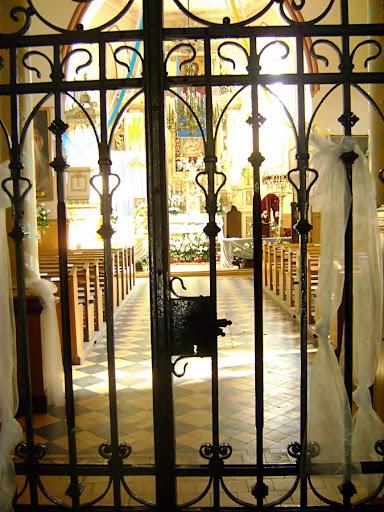 kościół Nawiedzenia NMP w Będkowie