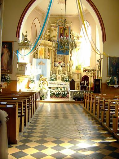 kościół, Będków