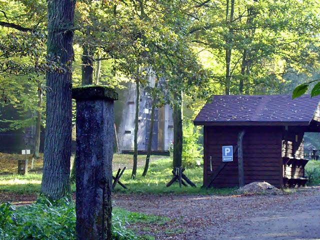 bunkry w Konewce