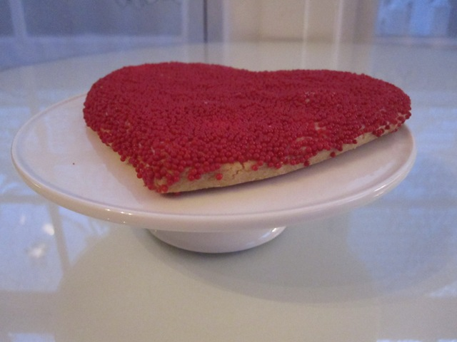 Heart Cookie 006