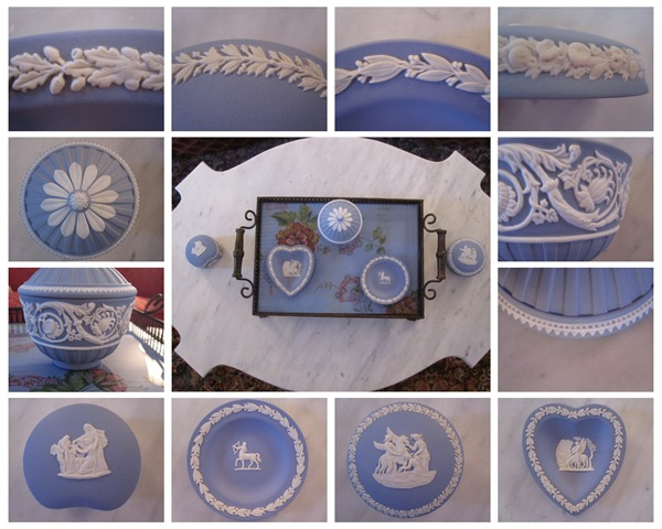 Wedgewood collage