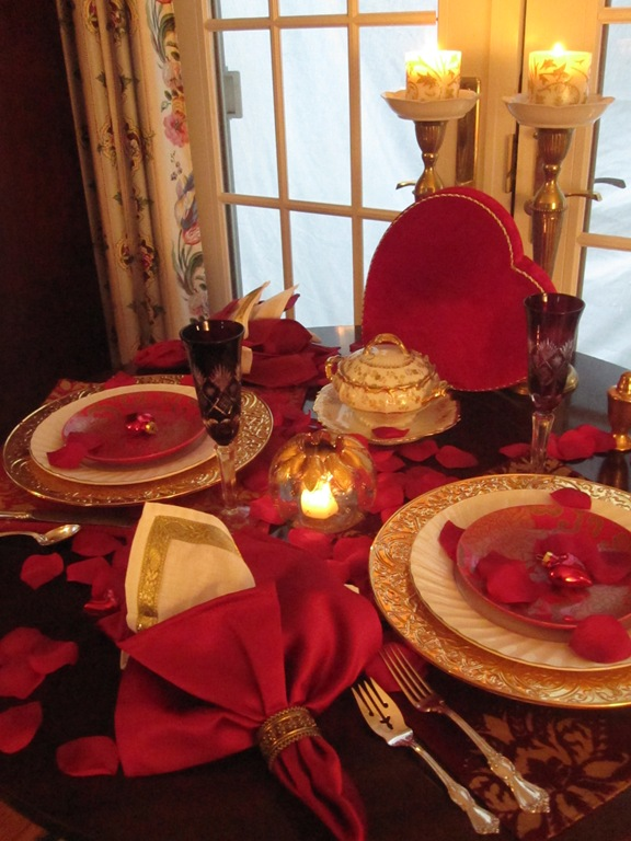 Romantic Valentine's Dinner 023