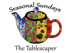 Seasonal Sunday Teapot copy