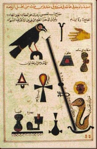 Εγγραφο Αραβικής Αλχημείας