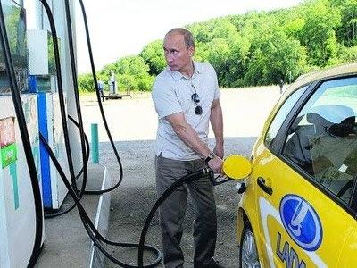 Ну и в принципе стало понятно куда девался бензин