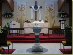 Easter Chancel