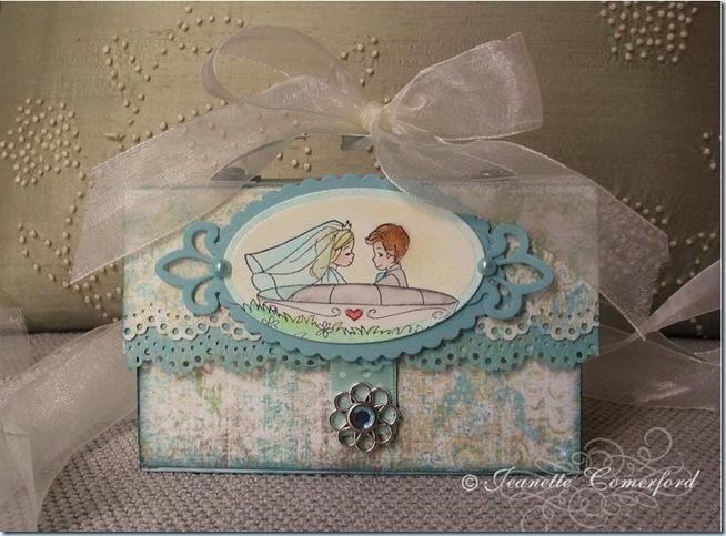 Jeanette Bobonniere Wedding Box