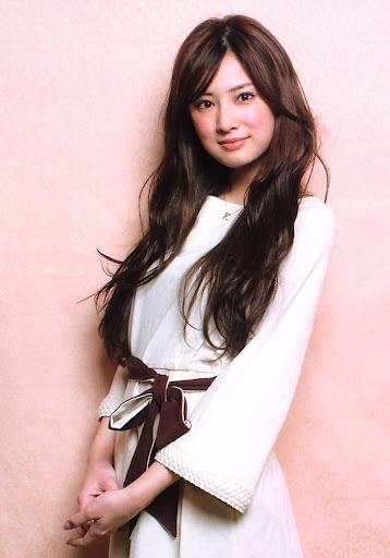 Keiko Kitagawa Japanese former model