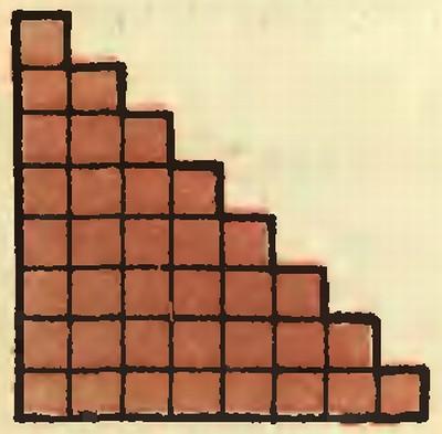 Головоломка на разрезание: разрежьте фигуру на 3 части и сложите квадрат