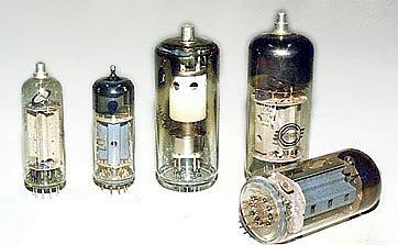 Радиолампы 2П1П, 1А2П, 1Б2П, 1К1П, 2П2П