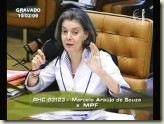 STF. Ministra Cármen Lúcia. Voto Sobre o Direito de o Réu Apelar em Liberdade e a Fundamentação da Sentença.