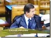 Ministro Cézar Peluso - Inconstitucionalidade de Lei Local que Obriga o Motorista a acender a luz interna de seu carro.