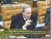 Ministro Ricardo Lewandowski. Concurso Público e Provimento Derivado de Cargos.