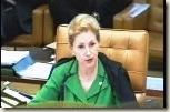 STF. Ministra Ellen Gracie.