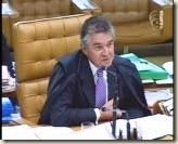 Ministro Marco Aurélio. STF.