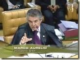 STF. Ministro Marco Aurélio. Empate em Votação de ADPF.